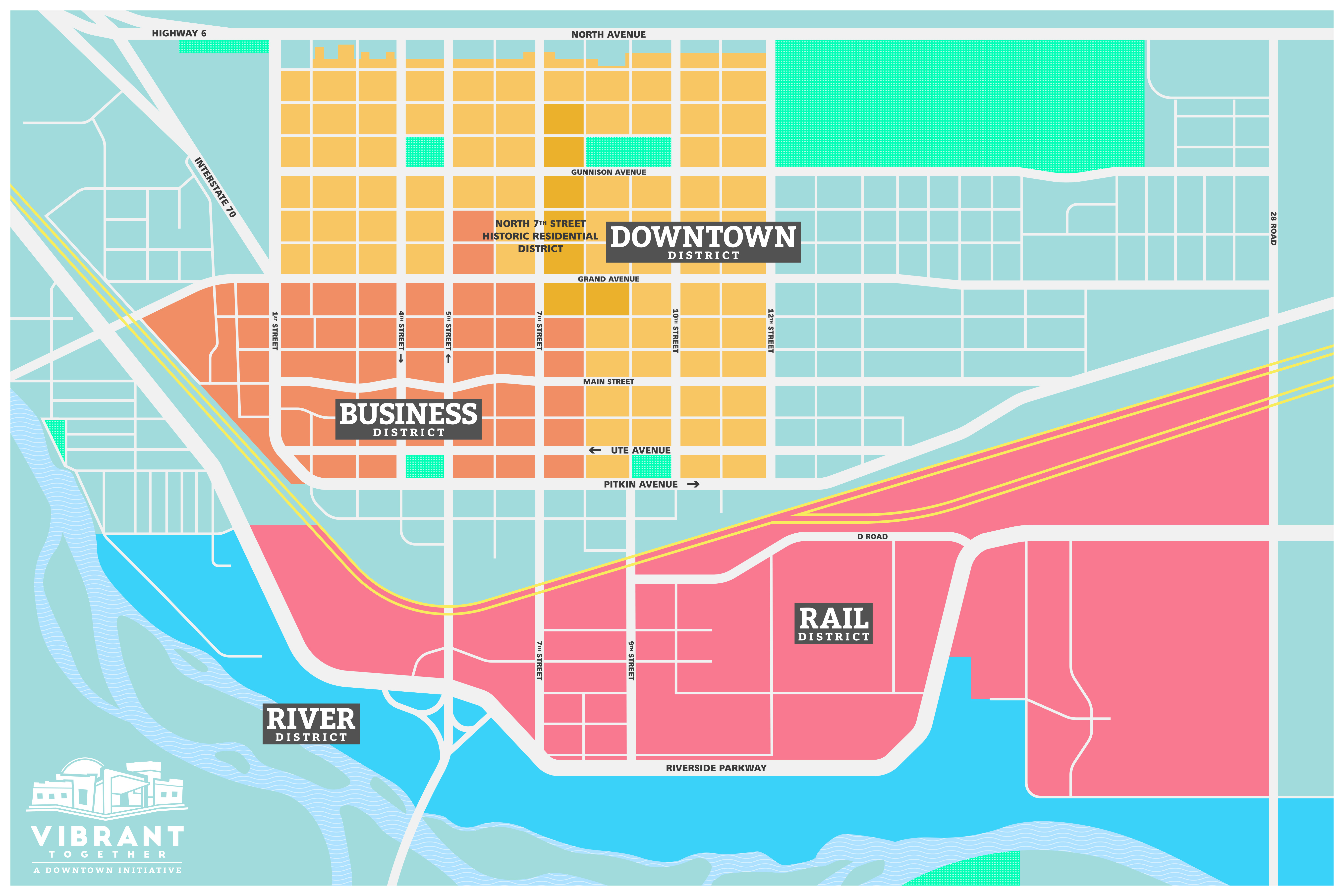 Downtown-District-Map